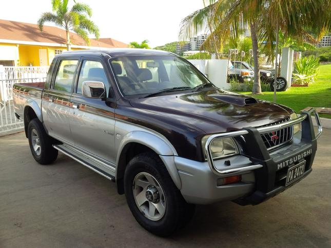 Pickup Truck...Click Here For Details