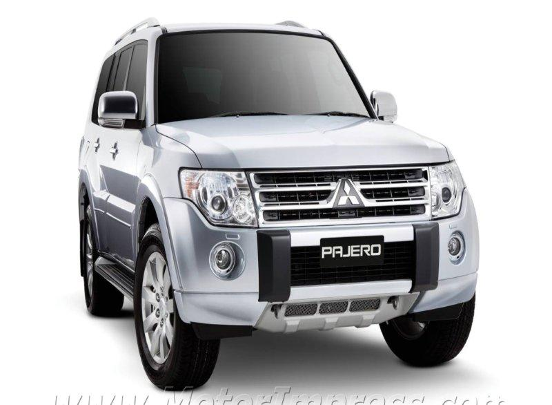 Mitsubishi Pajero...Click Here For Details