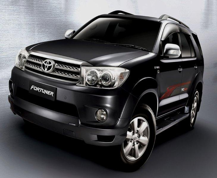 Toyota Fortuner...Click Here For Details