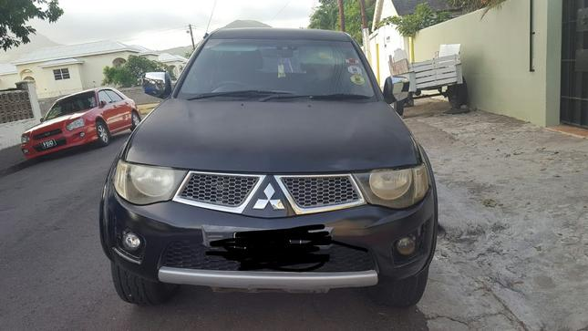 Mitsubishi Pickup Truck...Click Here For Details