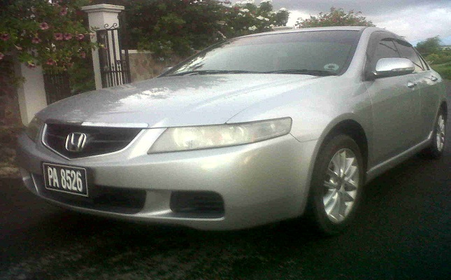 Honda Accord...Click Here For Details