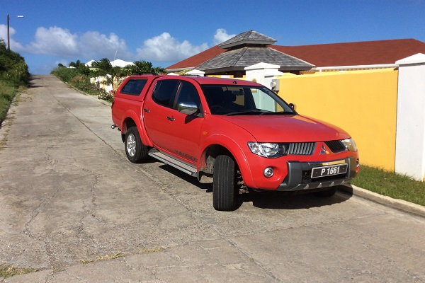 L200 War Lord Pickup...Click Here For Details