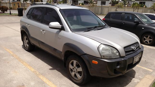 Hyundai Tucson...Click Here For Details