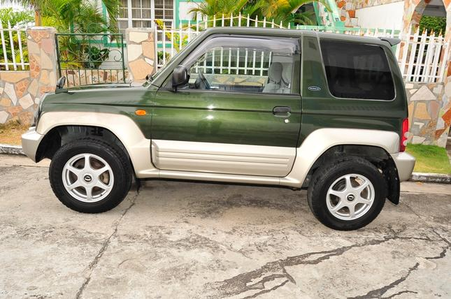 Mitsubishi Pajero JR. ZRII...Click Here For Details
