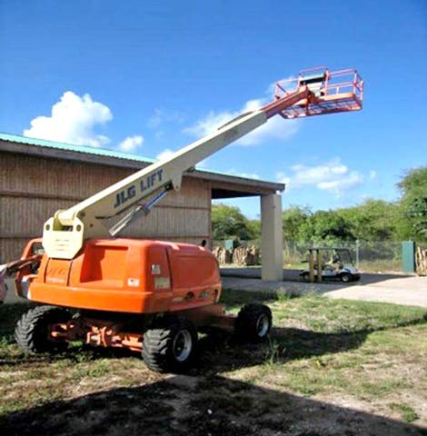– BOOM LIFT MODEL SPEC...Click Here For Details