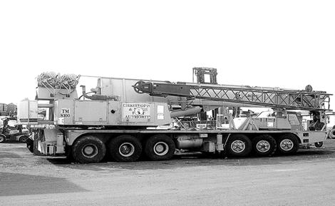 Grove Crane...Click Here For Details
