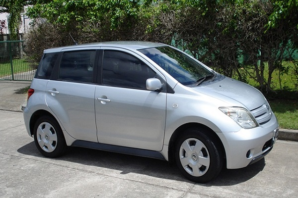 Toyota iST...Click Here For Details
