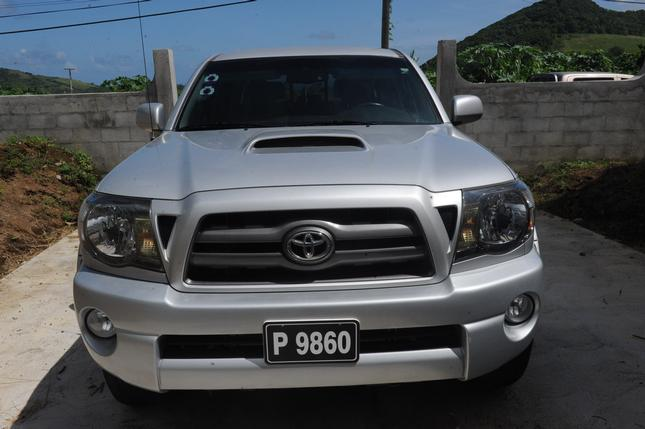 Toyota Tacoma...Click Here For Details