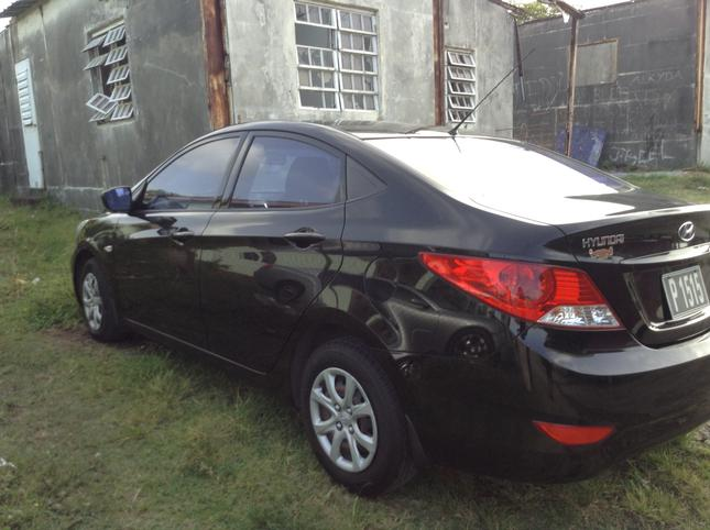 Hyundai Accent...Click Here For Details