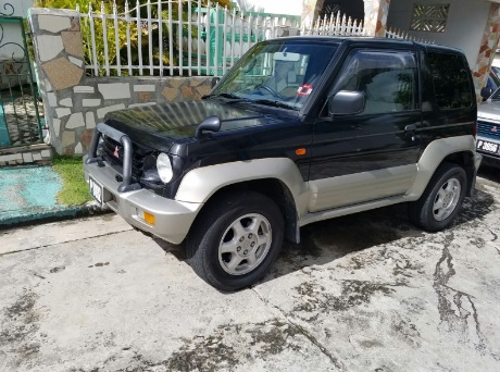Mitsubishi Pajero Jr. for sale...Click Here For Details