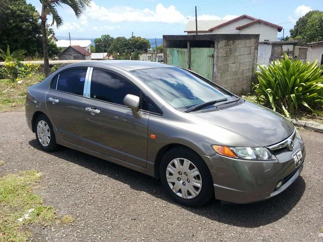 Honda Civic...Click Here For Details