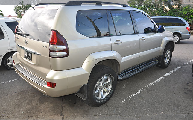 Toyota Land Cruiser Prado...Click Here For Details