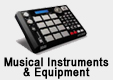 Click Here To View All Items Listed In Musical Instruments & Equipment...