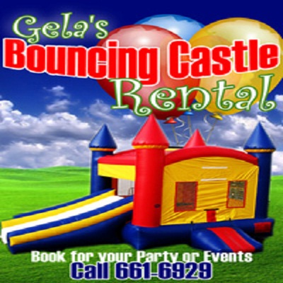 Castle Rental call 661-6929...Click Here For Details