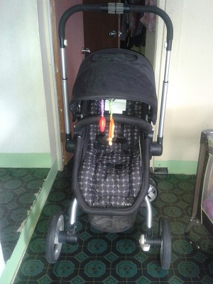 Cole Broadway stroller...Click Here For Details