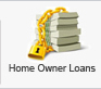 A homeowner loan is a loan secured against your house. Your property provides the collateral for the loan.