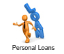 A personal loan is an unsecured loan that requires no security.