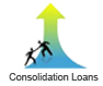 A loan that allows you to Combine your existing debts into one debt. This will lower your monthly repayments.