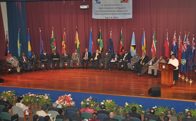 Caribbean nations look forward to strengthened relations