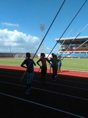 St Kitts and Nevis to benefit from Pole Vault Training