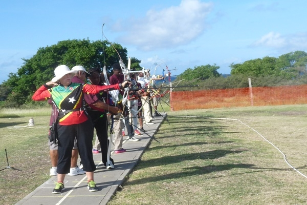 BVI takes the trophy in NevTor Achery competition
