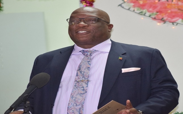 PM Harris' hope for 2017 is one of growth and resilience for St. Kitts and Nevis