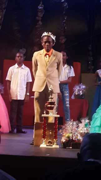 Mighty T dominates Junior Calypso Competition, dethrones reigning monarch