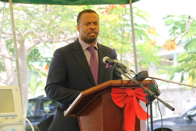 Sknvibes Nevis Health Minister Thanks Social Security