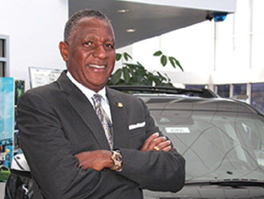 Chevrolet Dealers Columbus Ohio >> SKNVibes | Desmond Roberts, President of Advantage Chevrolet in Hodgkins in