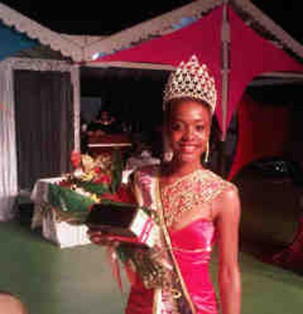 Lucia Real Estate on St  Lucia Takes 2011 Miss Caribbean Culture Title