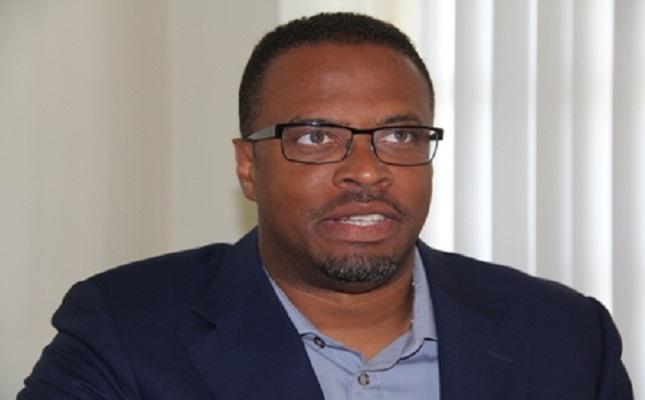 Acting Premier of Nevis Hon. Mark Brantley