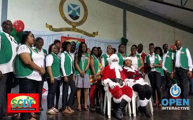 The Sangre Grande Development Foundation celebrates end of year acheivements