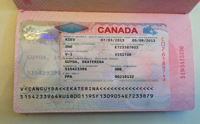 visitor-visa Online Application Form For Canadian Visit Visa on
