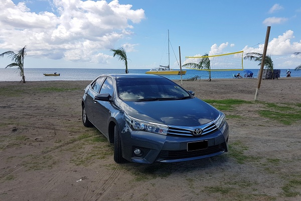 Toyota Corolla For Sale...Click Here For Details