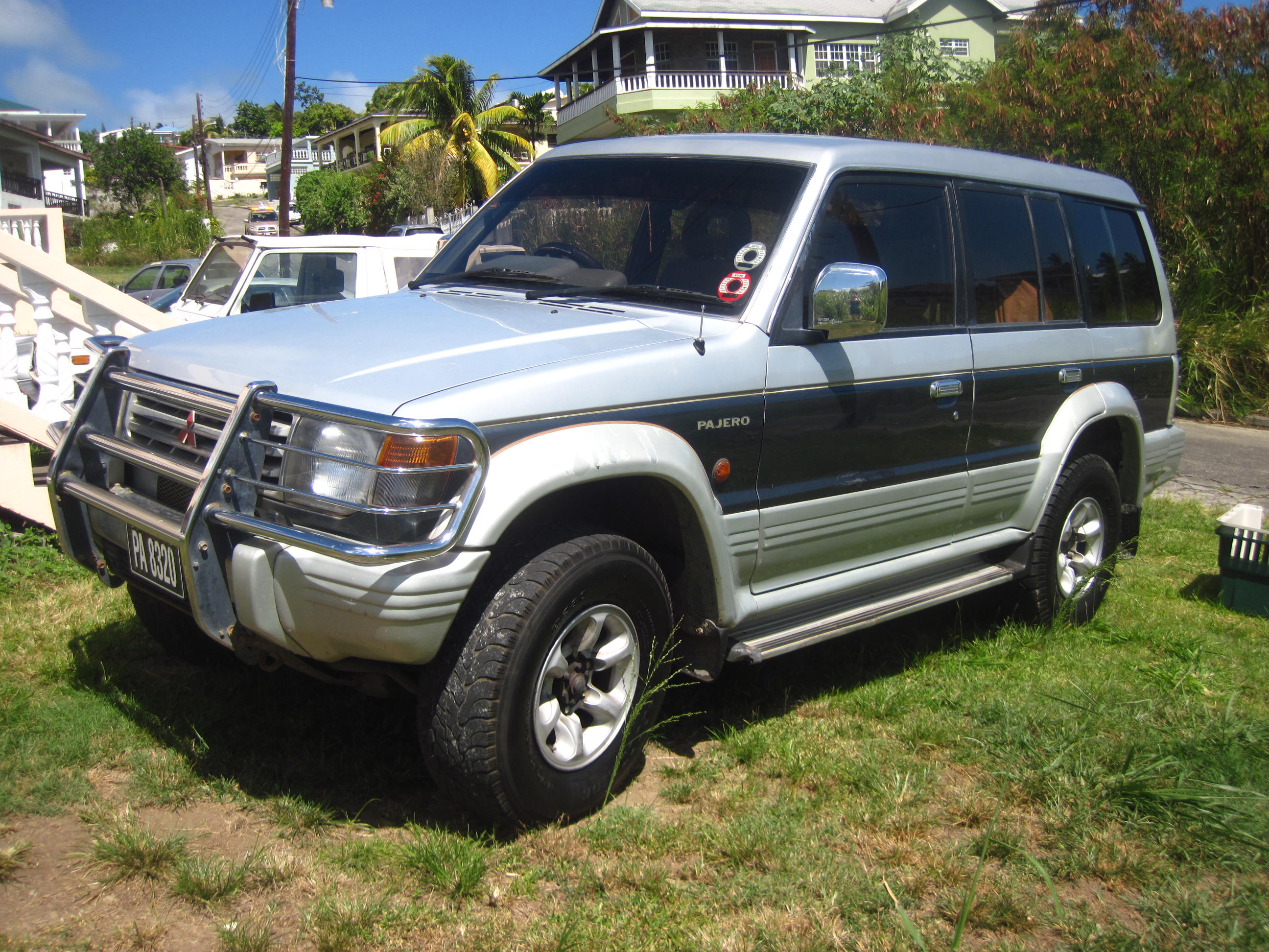 co sell mitsubishi buy sale montero for model jamaica in cars carsja online