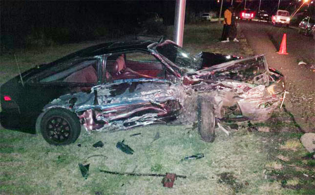 SKNVibes | No serious injury in early morning traffic accident