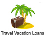 Loan that allows you to borrow the money you need to pay for travel and lodging expenses.