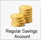 A regular savings account requires you to save money on a regular basis,