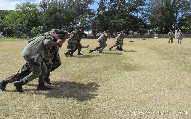 Sknvibes u s embassy conducts first responder training for Consul training