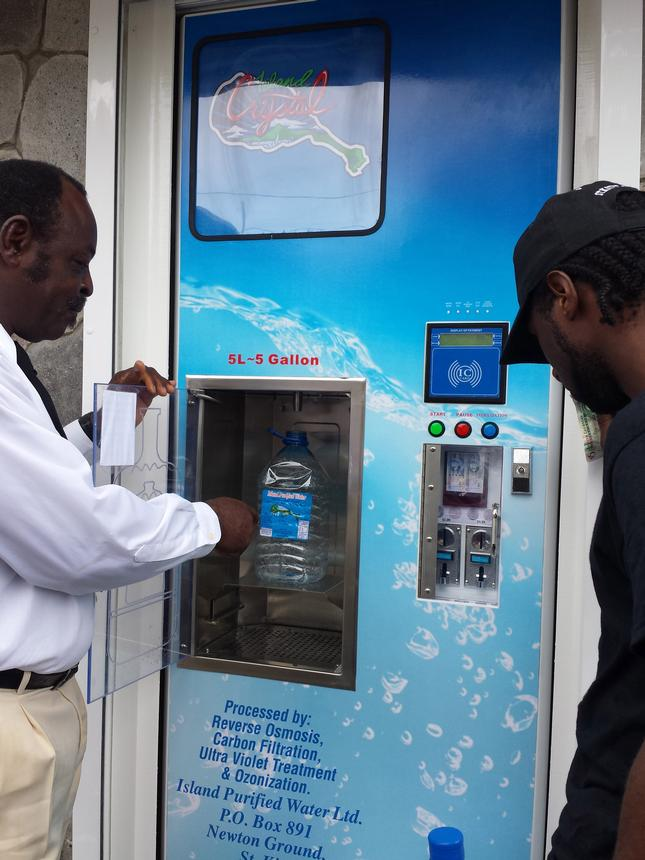 Sknvibes Island Purified Water Launches Water Refilling