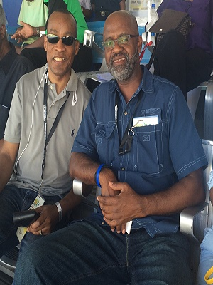 SKNVibes | Team Jamaica Bickle supports athletes at annual ISSA